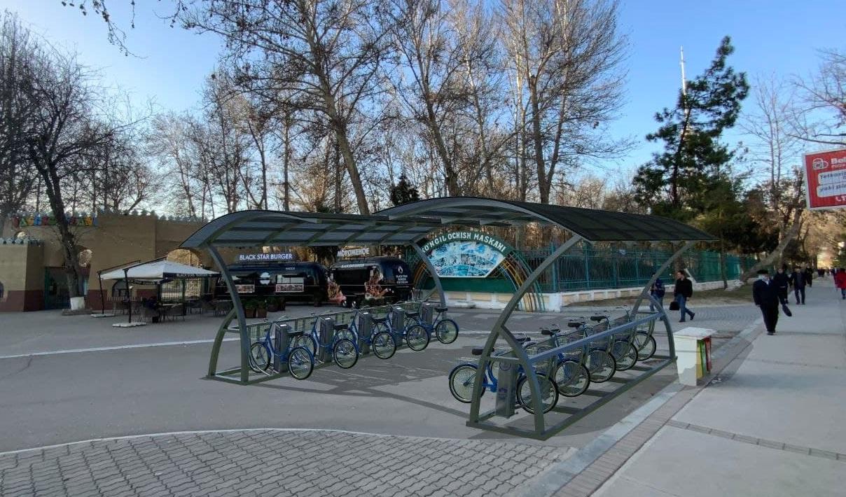 В Ташкенте планируют внедрить систему автоматизированного велопроката