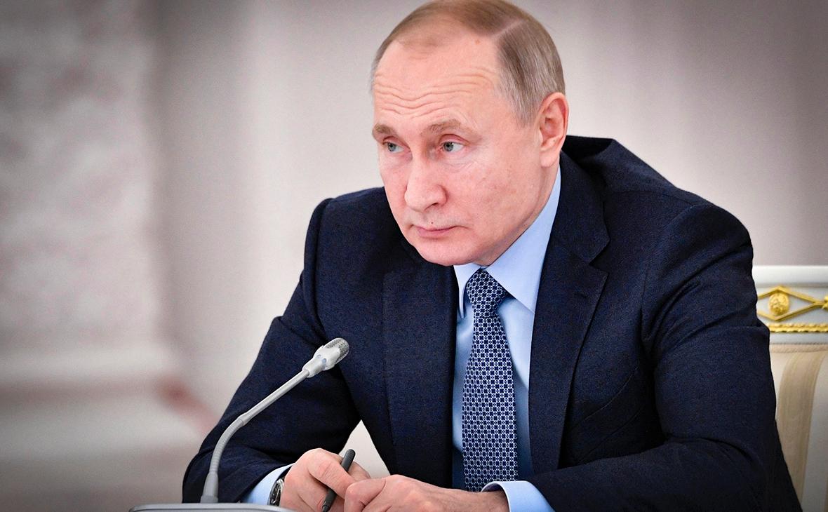 Владимир Путин «обнулился»