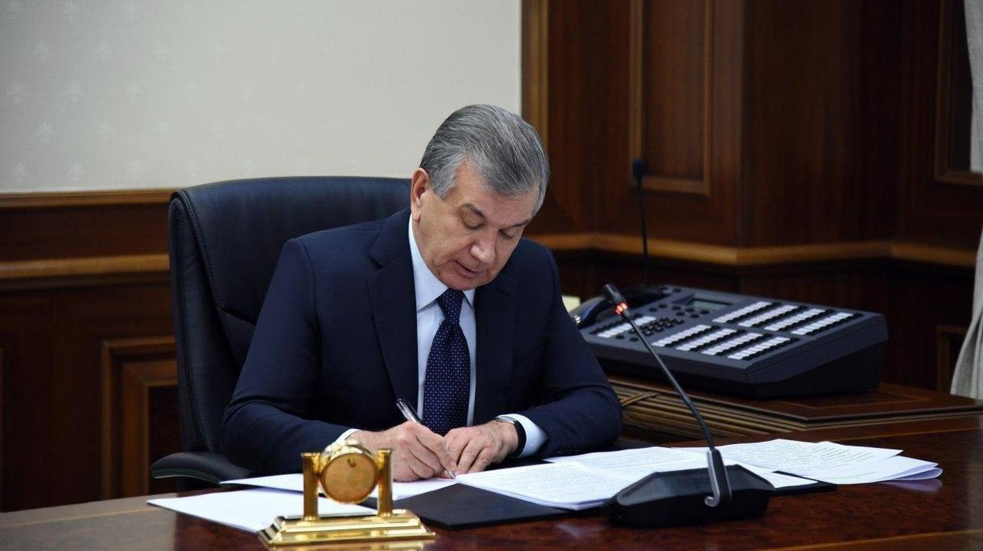 Президент подписал указ по улучшению деятельности Национального антидопингового агентства