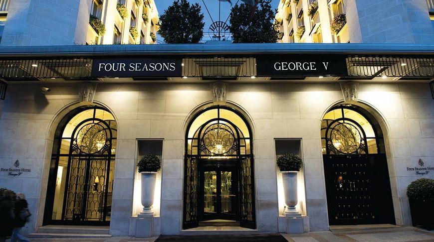 В Париже ограбили «лучший в мире» отель