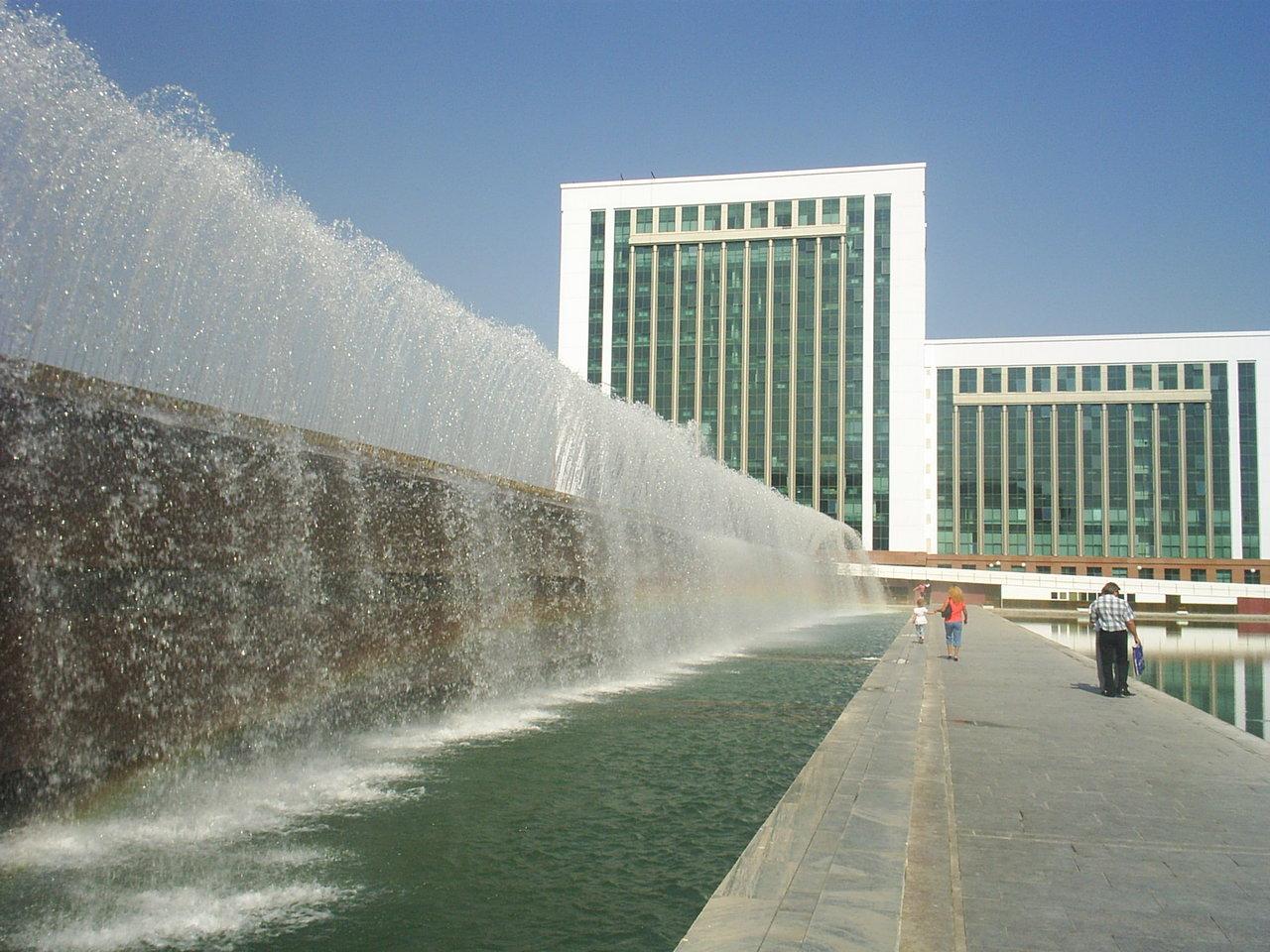 Реконструкция административного здания в Юнусабадском районе оценивается в более чем 431 миллиард сумов