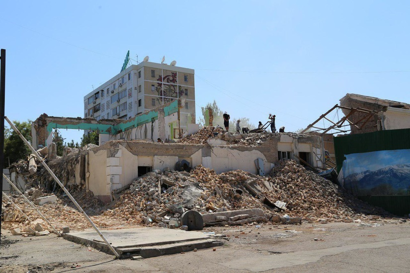 Государство будет полностью возмещать узбекистанцам ущерб за незаконное изъятие земель