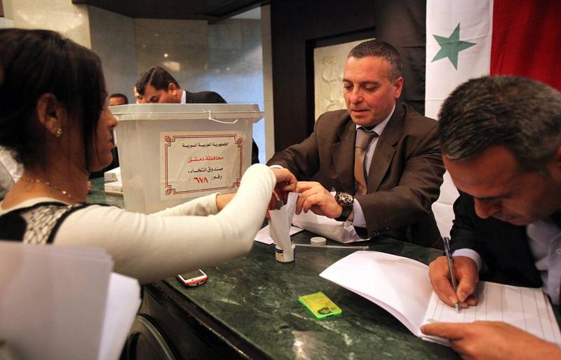 В президентских выборах Сирии впервые примет участие женщина