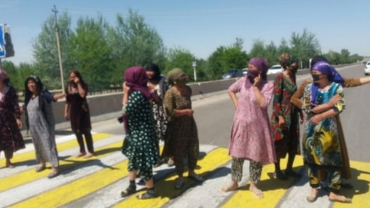 Сенат взял под контроль ситуацию с протестами в Чиракчинском районе
