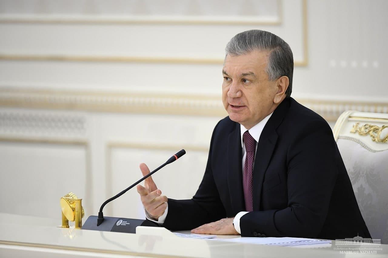 Шавкат Мирзиёев раскритиковал систему трансплантации органов в Узбекистане