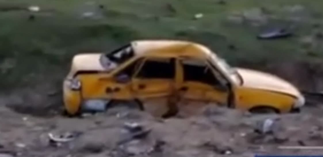 В Кашкадарьинской области Nexia столкнулась с Cobalt: один человек погиб