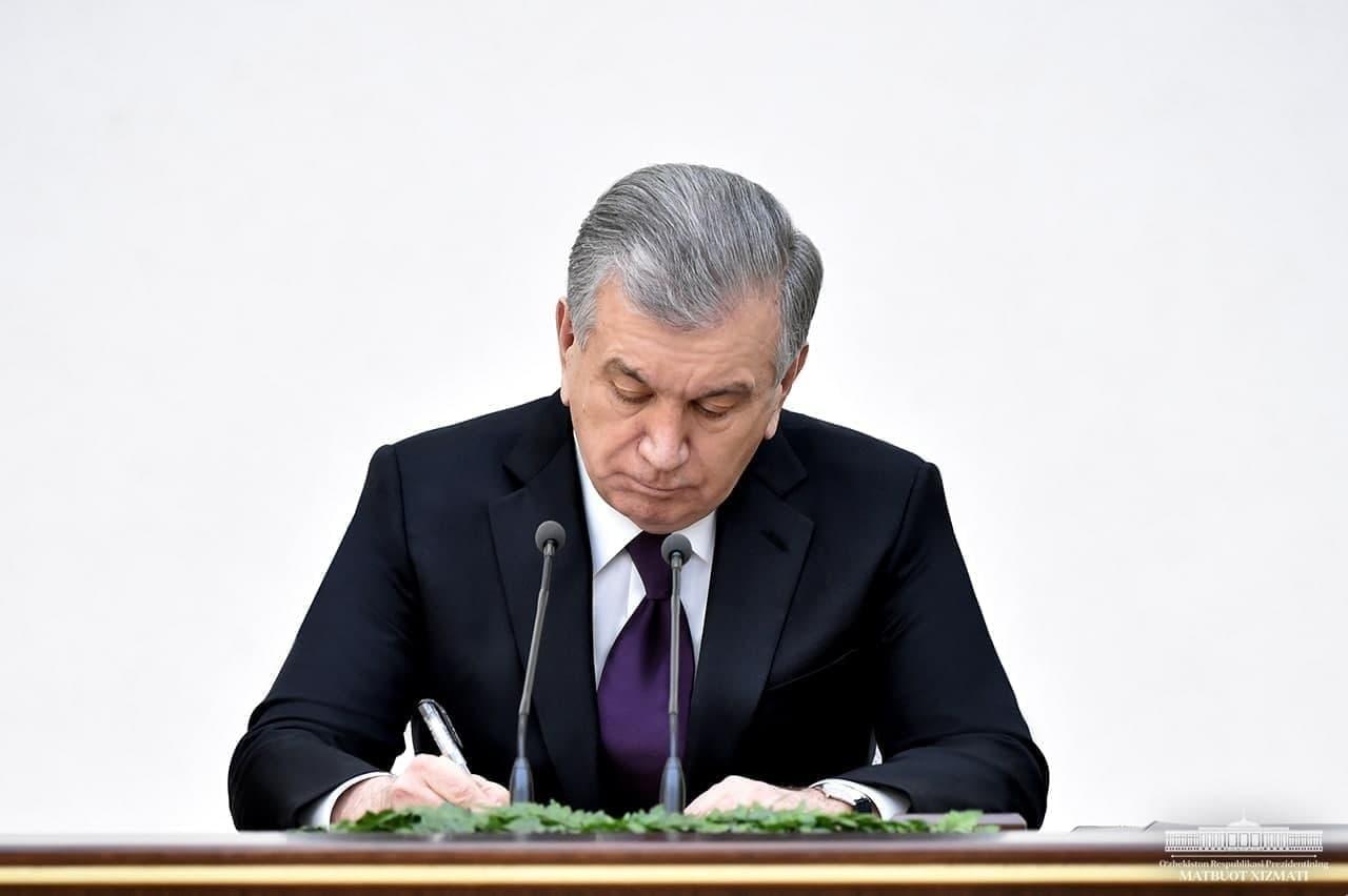 В Узбекистане создано Министерство туризма и спорта