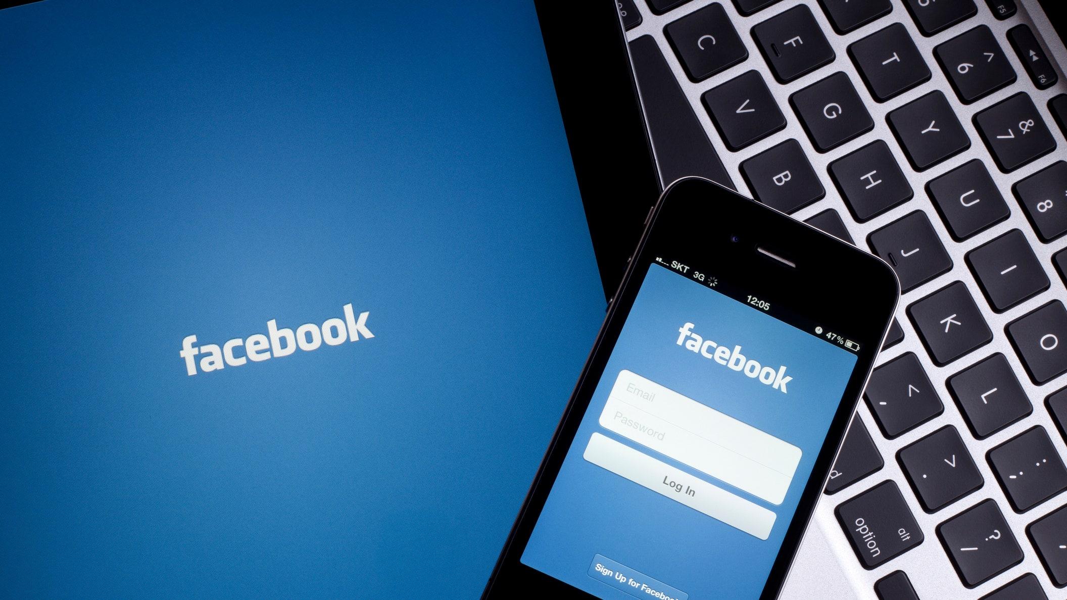 Facebook начал тестирование нового приложения