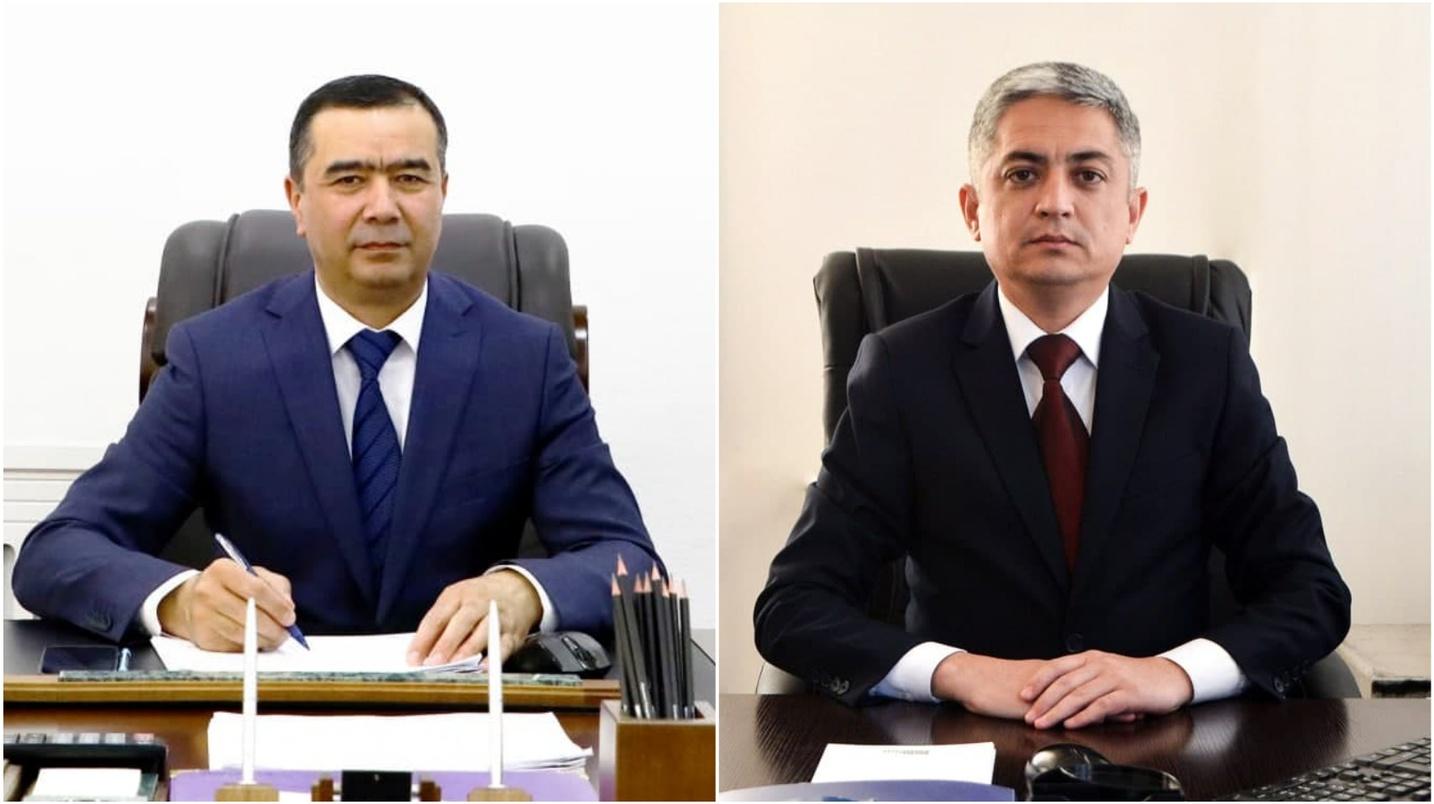 Назначены новые руководители Государственного налогового управления