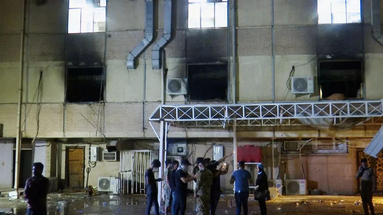 В МИД рассказали, есть ли среди погибших в багдадской больнице узбекистанцы