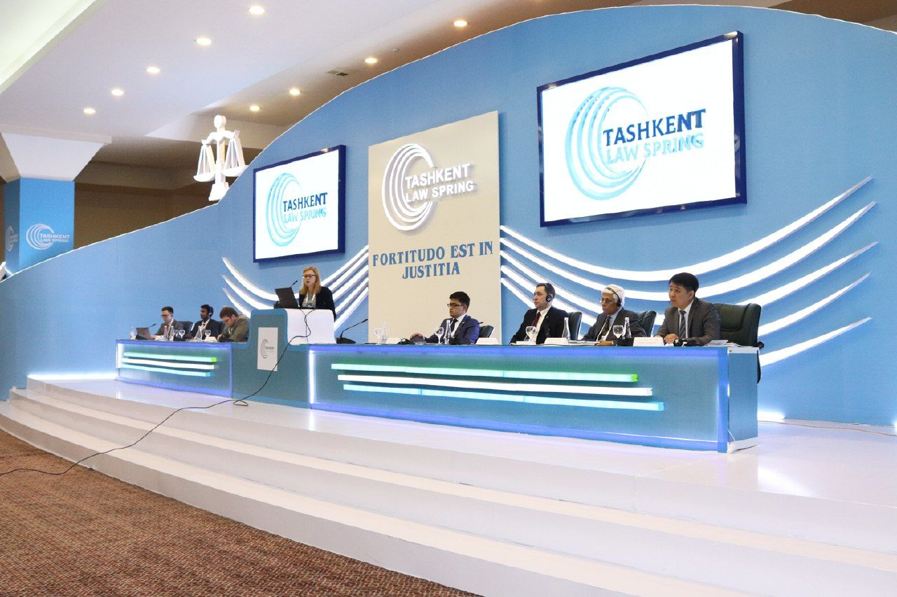 В Узбекистане пройдет II Международный юридический форум Tashkent Law Spring
