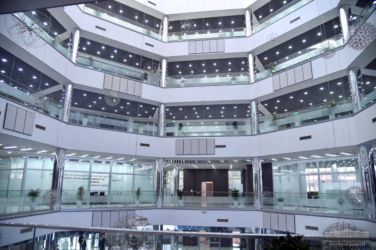 В Узбекистане создан Национальный офис инноваций