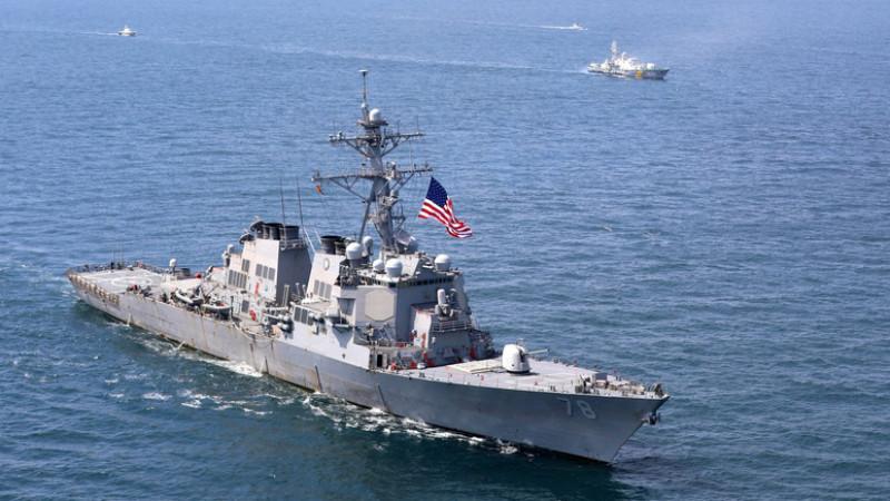 США отменили размещение боевых кораблей в Черном море
