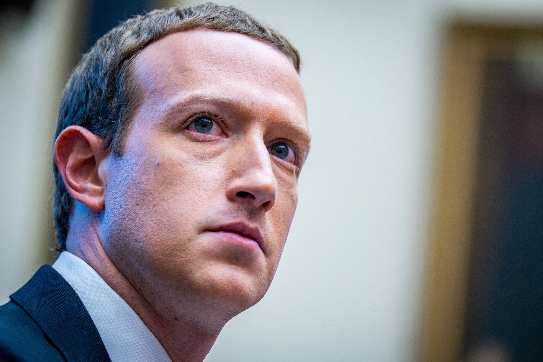 Номер телефона Марка Цукерберга просочился в интернет