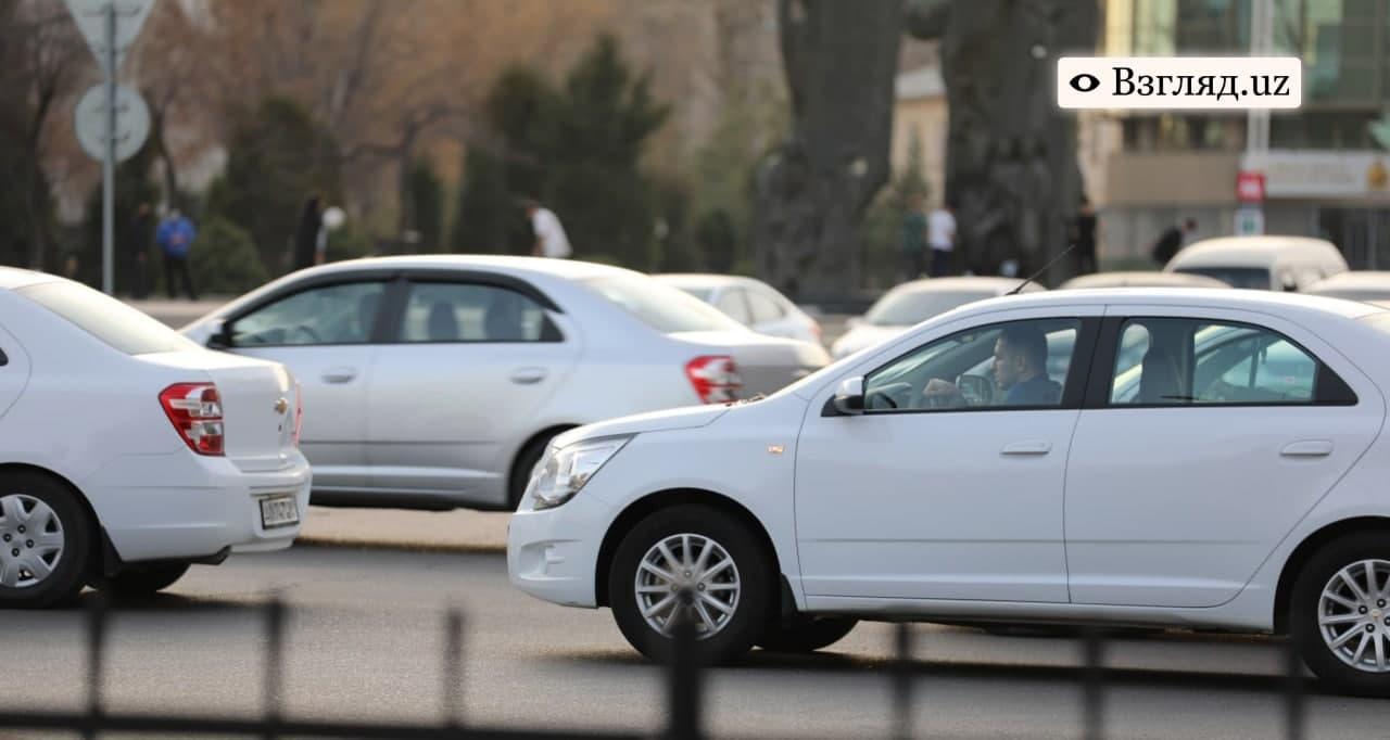 В одном из районов Ташкента будут перекрыты некоторые участки дорог — карта