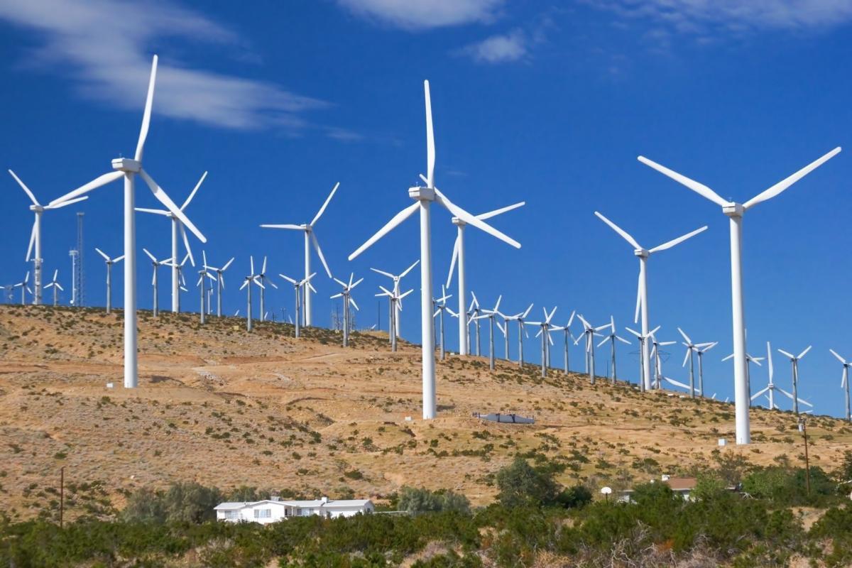 Началось строительство ветровой электростанции в Зарафшане