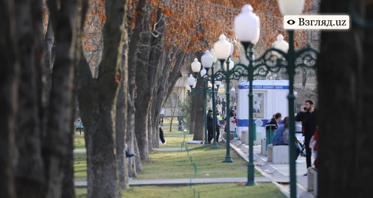 В Узбекистане продержится теплая погода