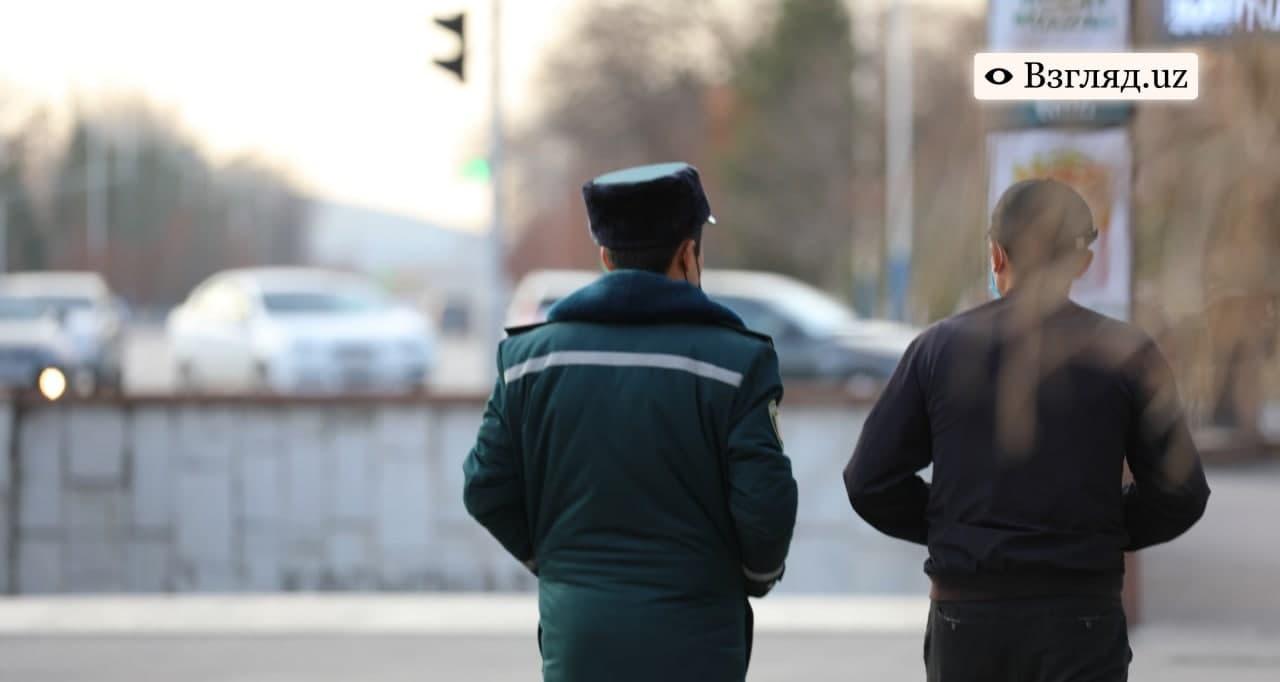 В Узбекистане усилят меры за унижение чести и достоинства сотрудников органов правопорядка