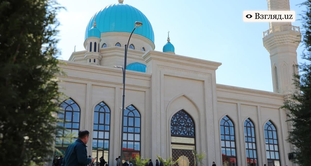 В Узбекистане увеличилось количество мечетей