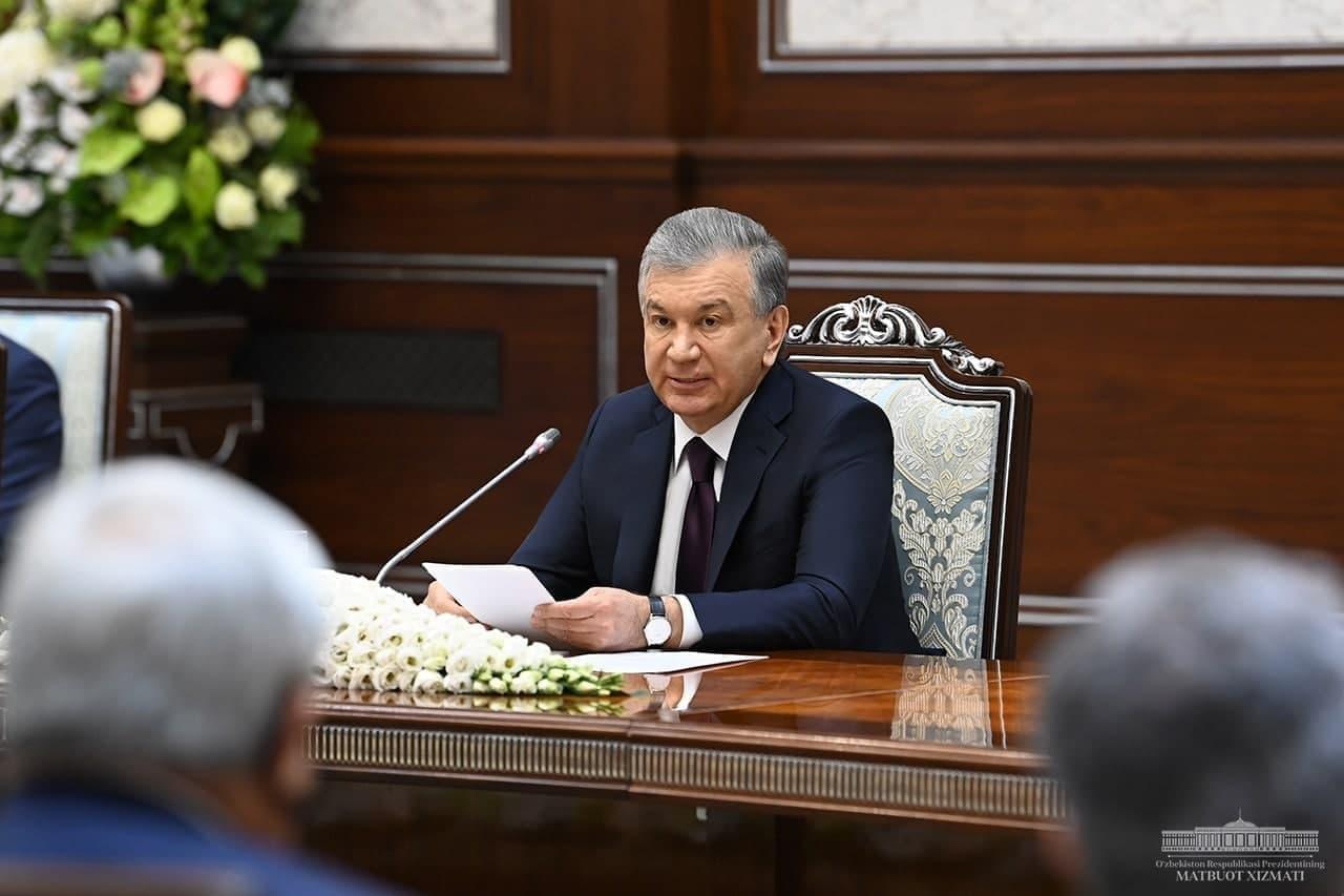 Шавкат Мирзиёев проведет онлайн-встречу с премьер-министром Пакистана