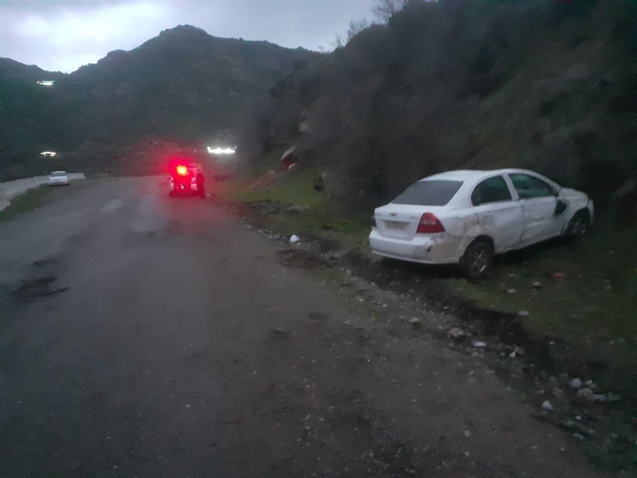 В Кашкадарьинской области в аварии погиб водитель Nexia-3