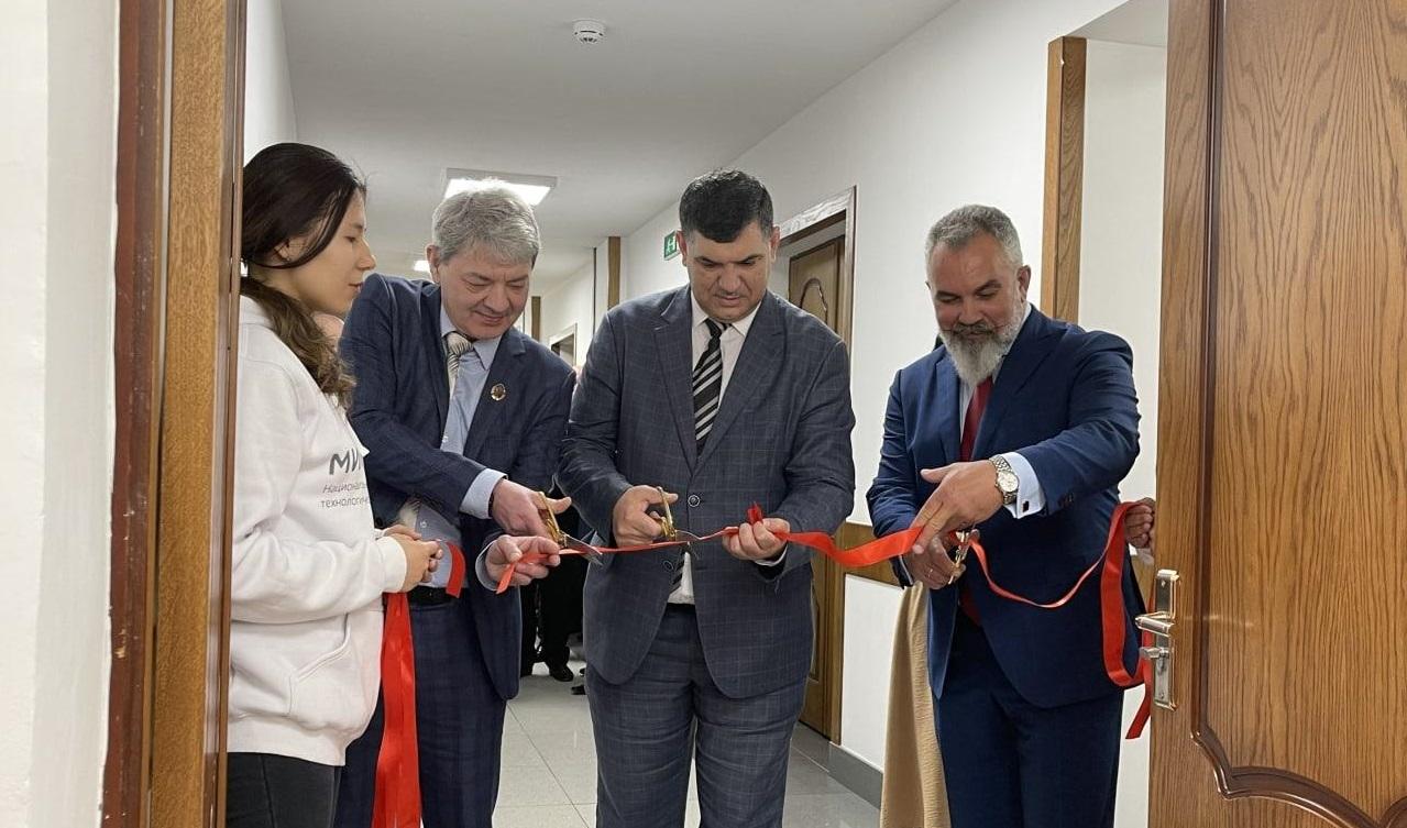 В Алмалыке открылся научно-образовательный и проектный центр — фото