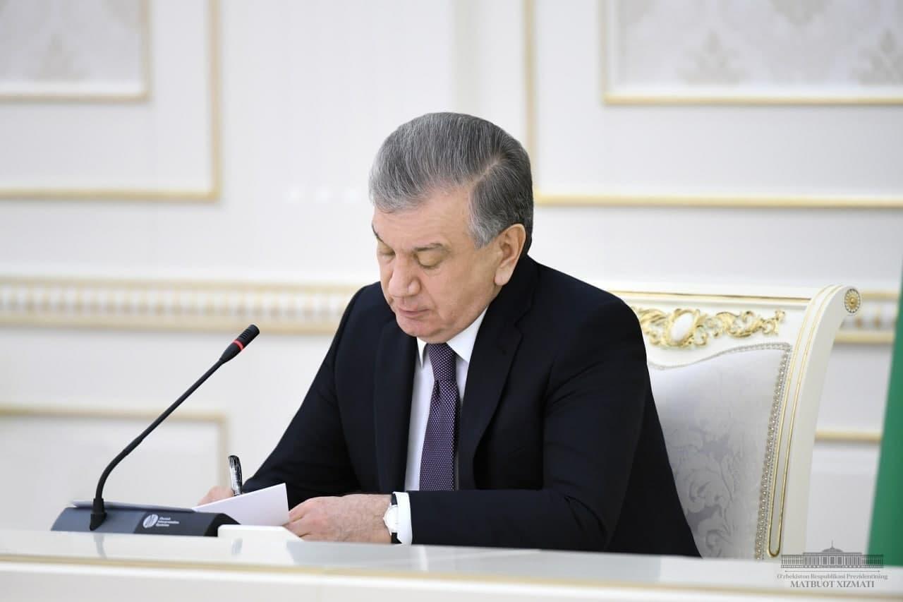 Шавкат Мирзиёев выразил соболезнования Елизавете II
