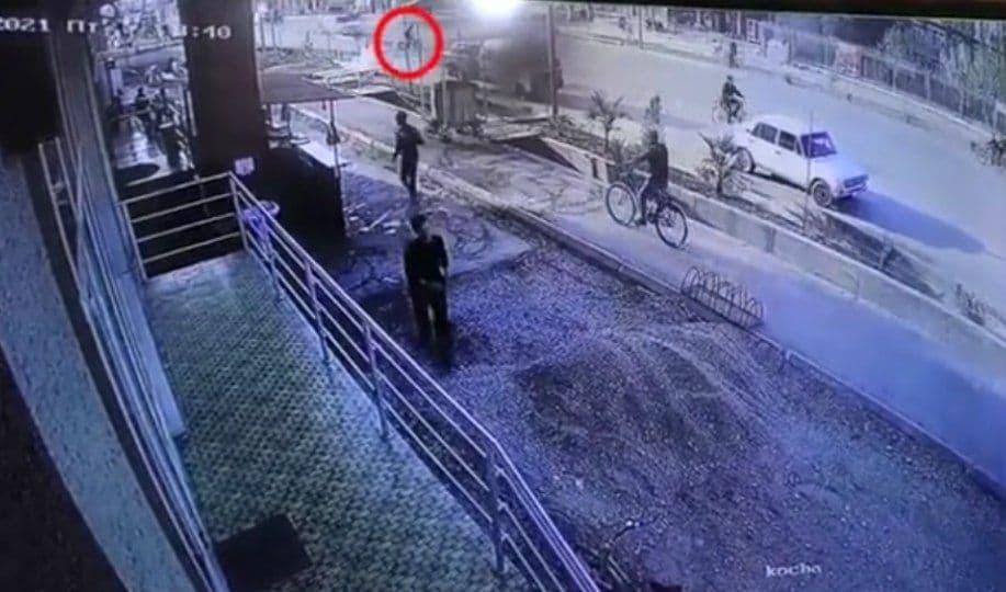 В Ферганской области 31-летний водитель Lacetti насмерть сбил 12-летнего велосипедиста – видео