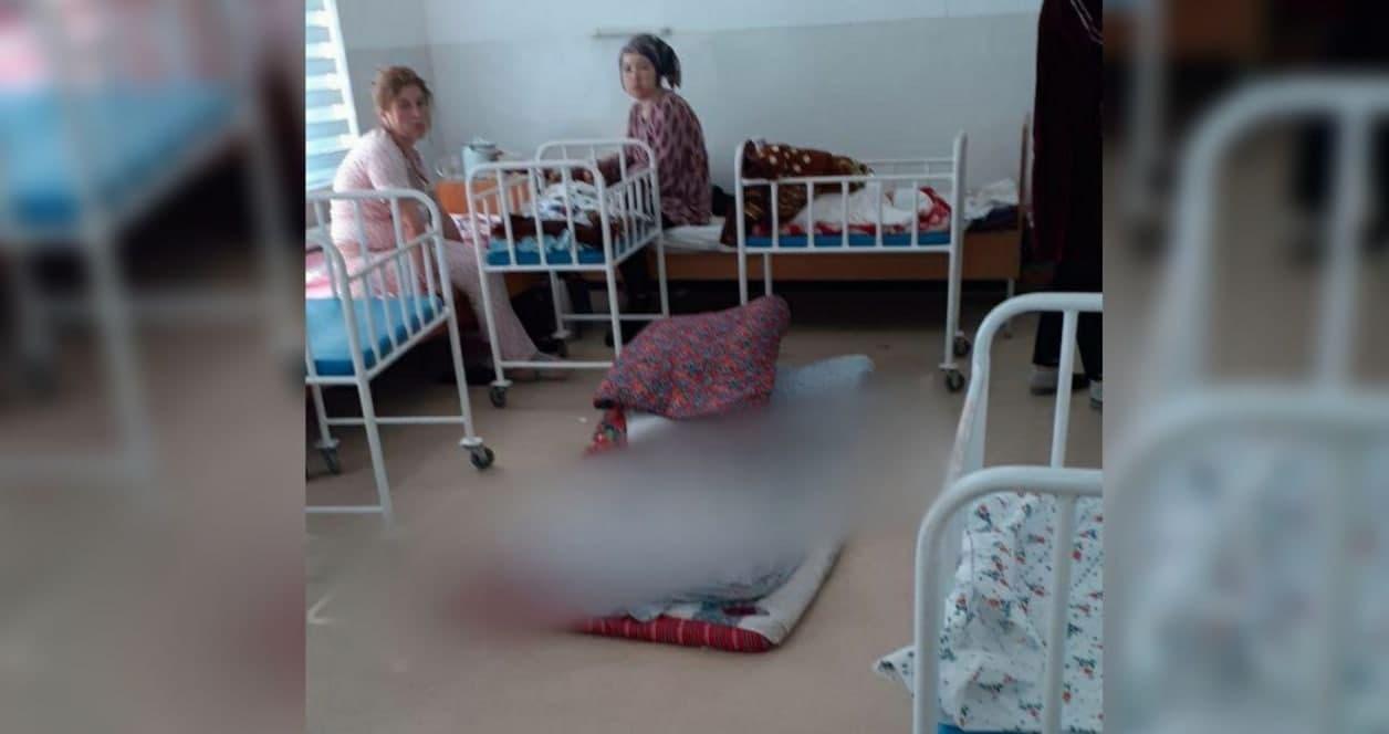 Женщины рожали на полу в Сурхандарьинской области – видео
