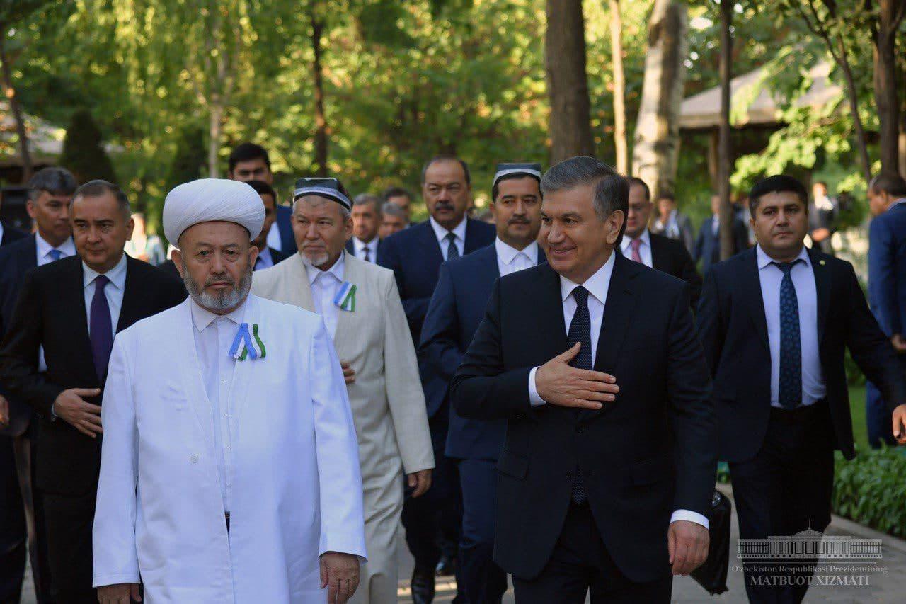 Шавкат Мирзиёев получил поздравления со священным месяцем Рамадан из ряда зарубежных стран