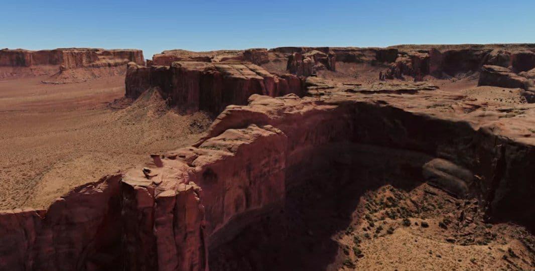 Платформа Google Earth показала как менялась земля за 37 лет — видео