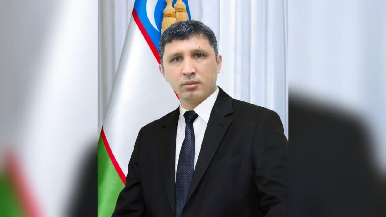 Нодирбека Эшназарова назначили директором Самаркандского филиала O'zbektelekom