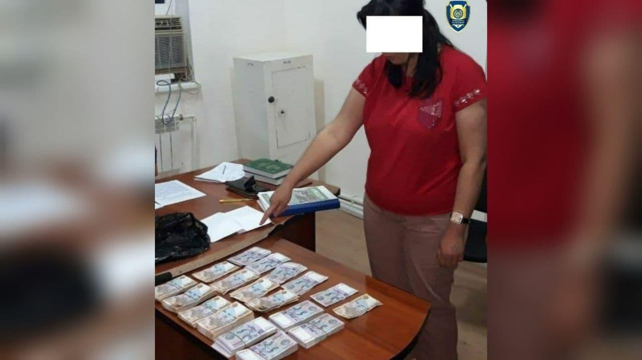 В Навоийской области женщина пыталась продать трехлетнего ребенка