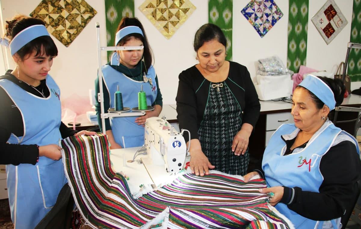В Узбекистане запустят онлайн-площадку размещения заявок для самозанятых граждан Mening ishim