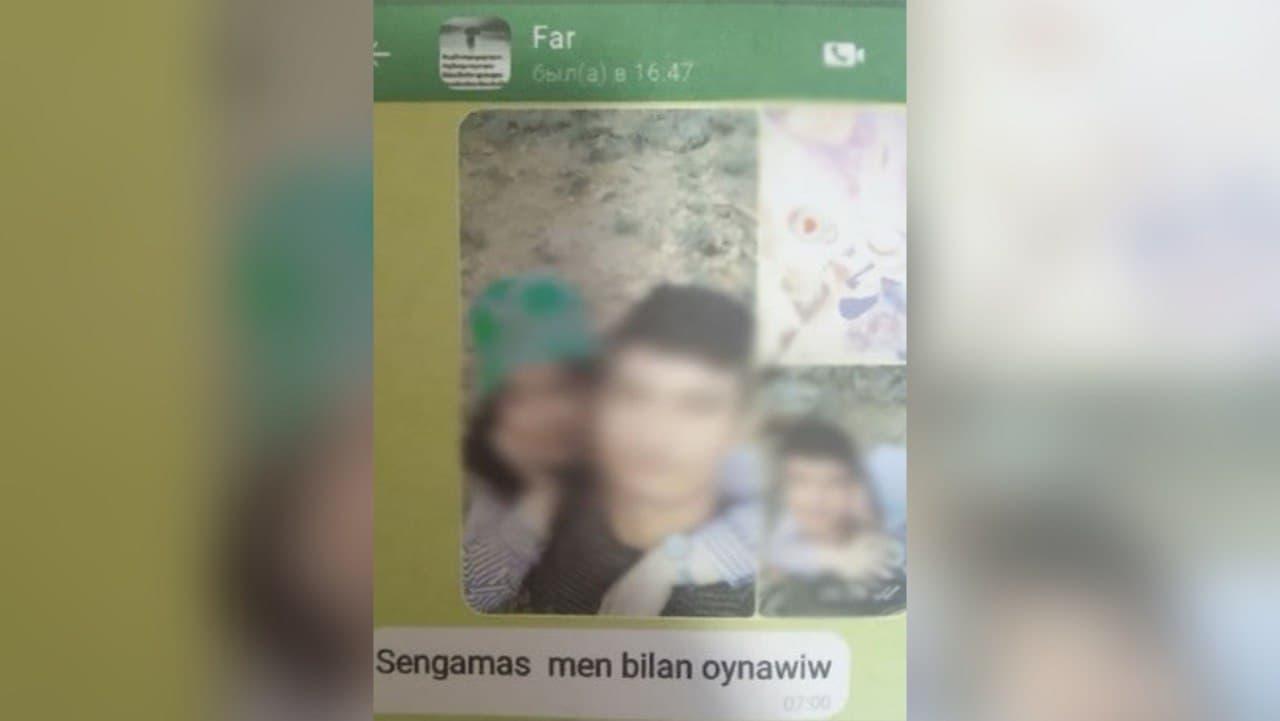 В Ташобласти парень шантажировал свою бывшую девушку личными фотографиями