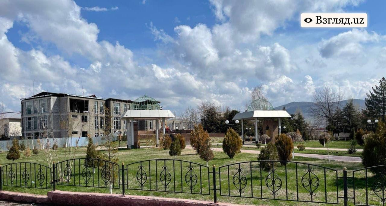 Теплая погода ожидается в Узбекистане