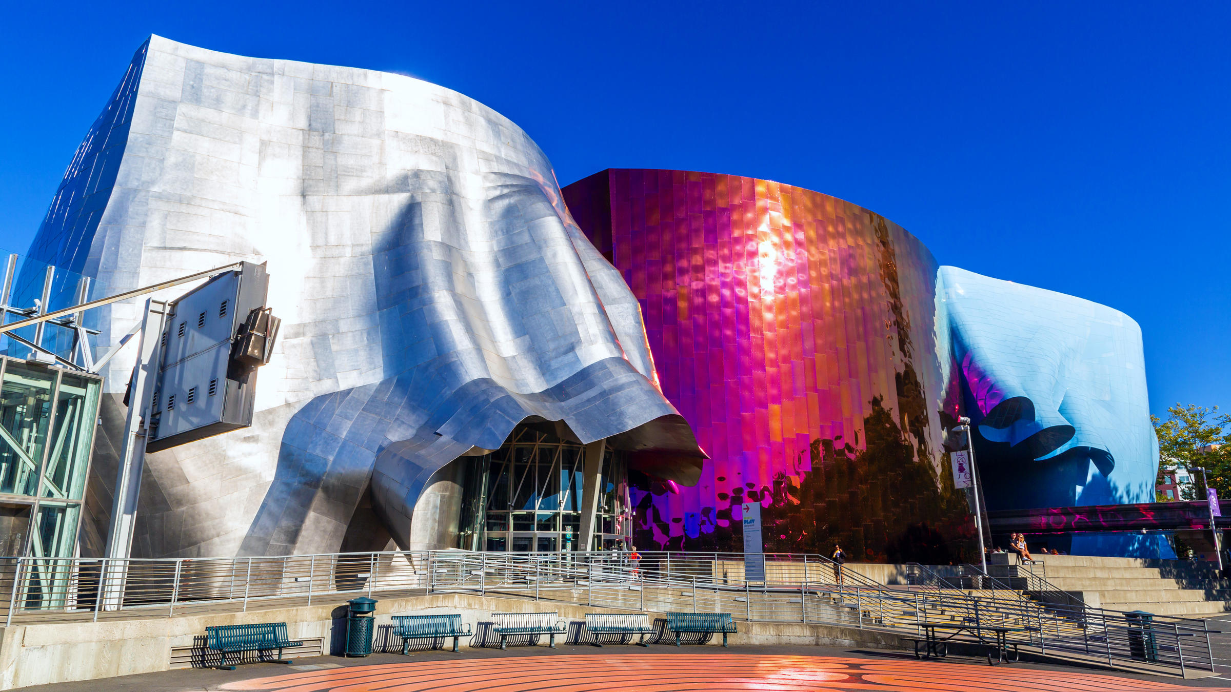 Здание-корзина, золотой храм и музей искусств: самые интересные здания планеты – фото
