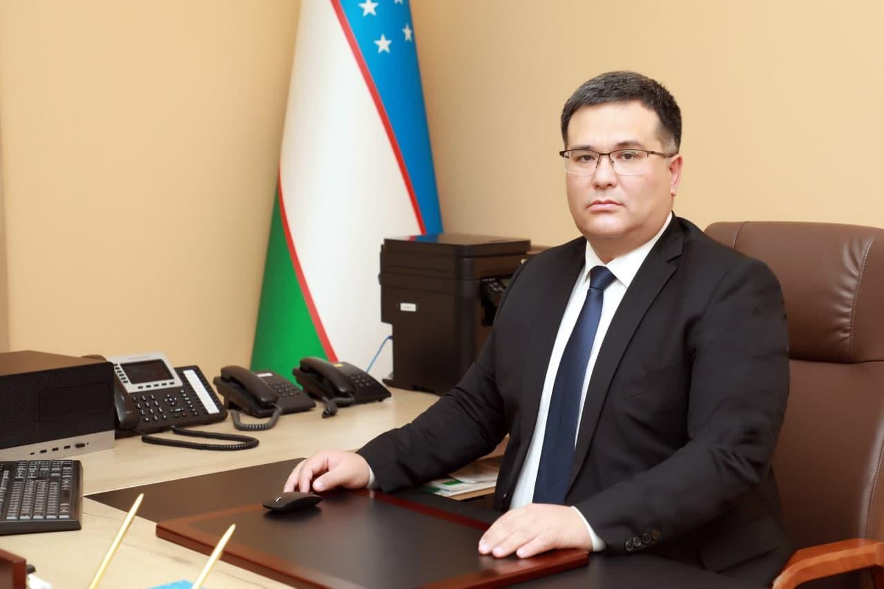 Бахтиер Рахимов назначен новым заместителем министра инвестиций и внешней торговли