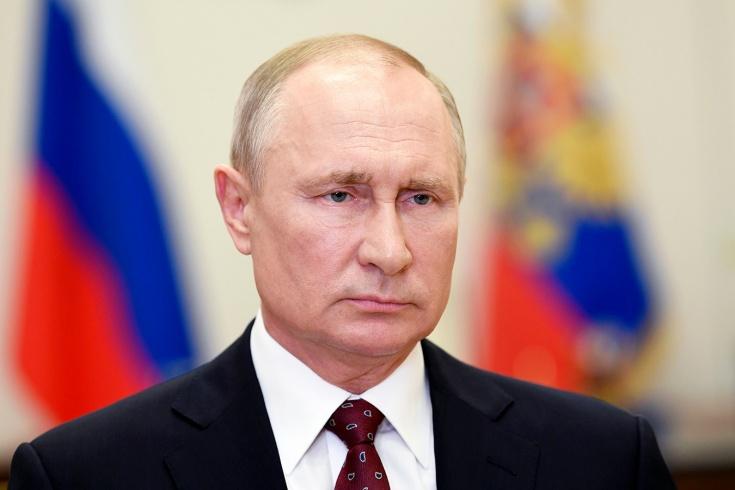Владимир Путин получил вторую дозу вакцины от COVID-19