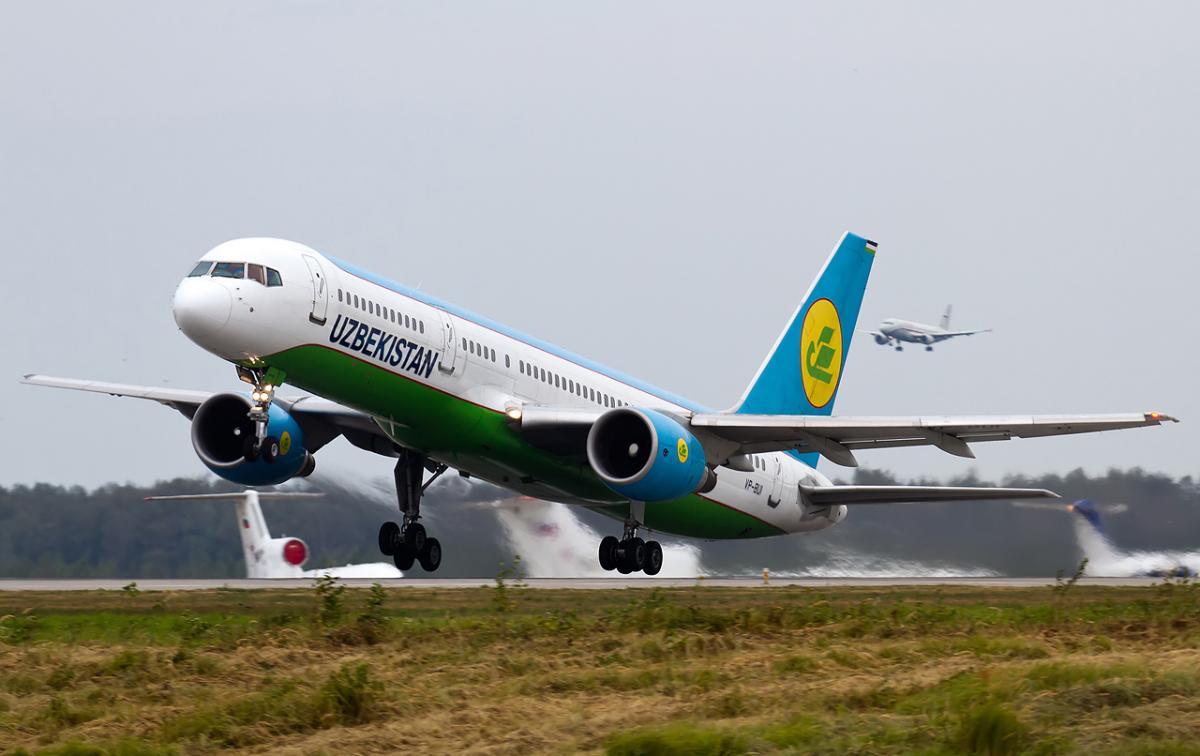 Uzbekistan Airways увеличит рейсы в Бишкек