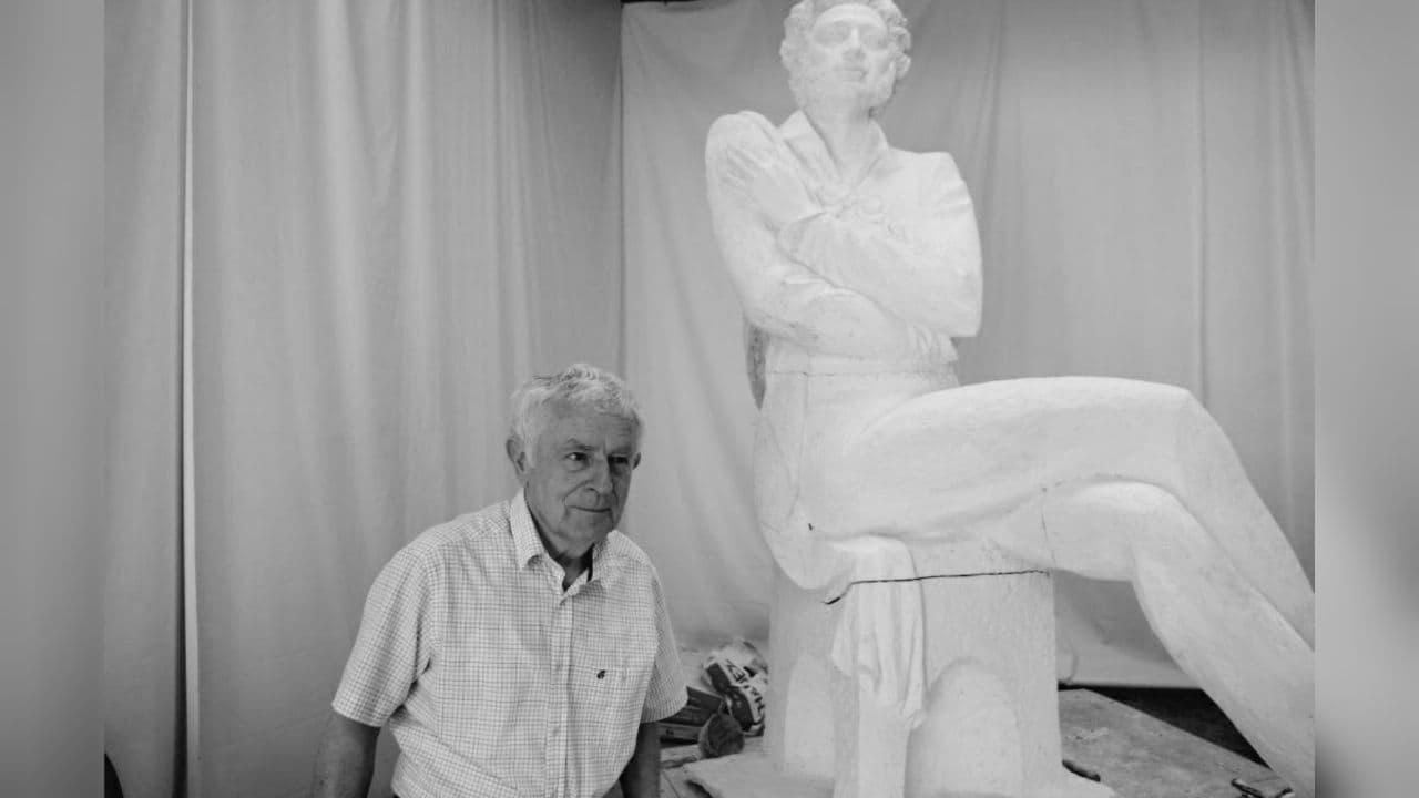 Скончался заслуженный скульптор Узбекистана Яков Шапиро
