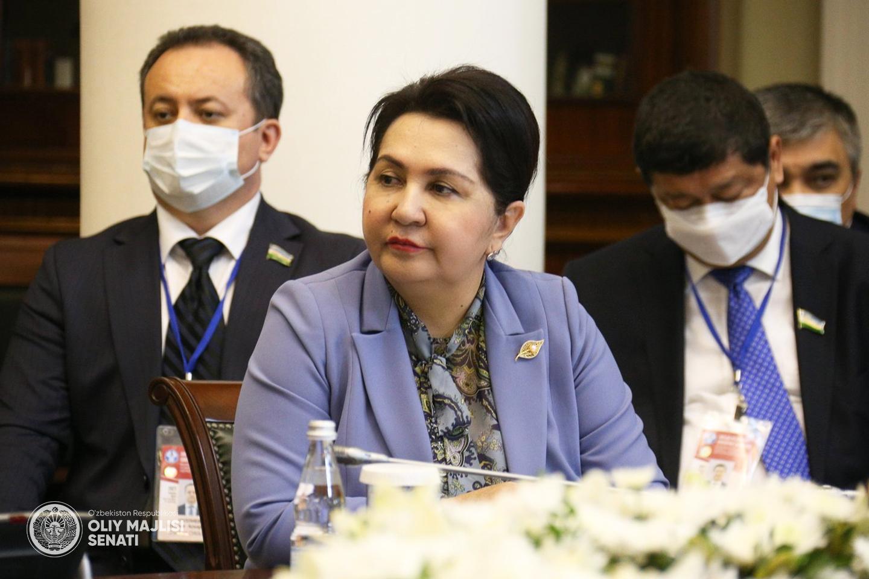 В следующем году в Узбекистане пройдет заседание межпарламентской ассамблеи стран СНГ
