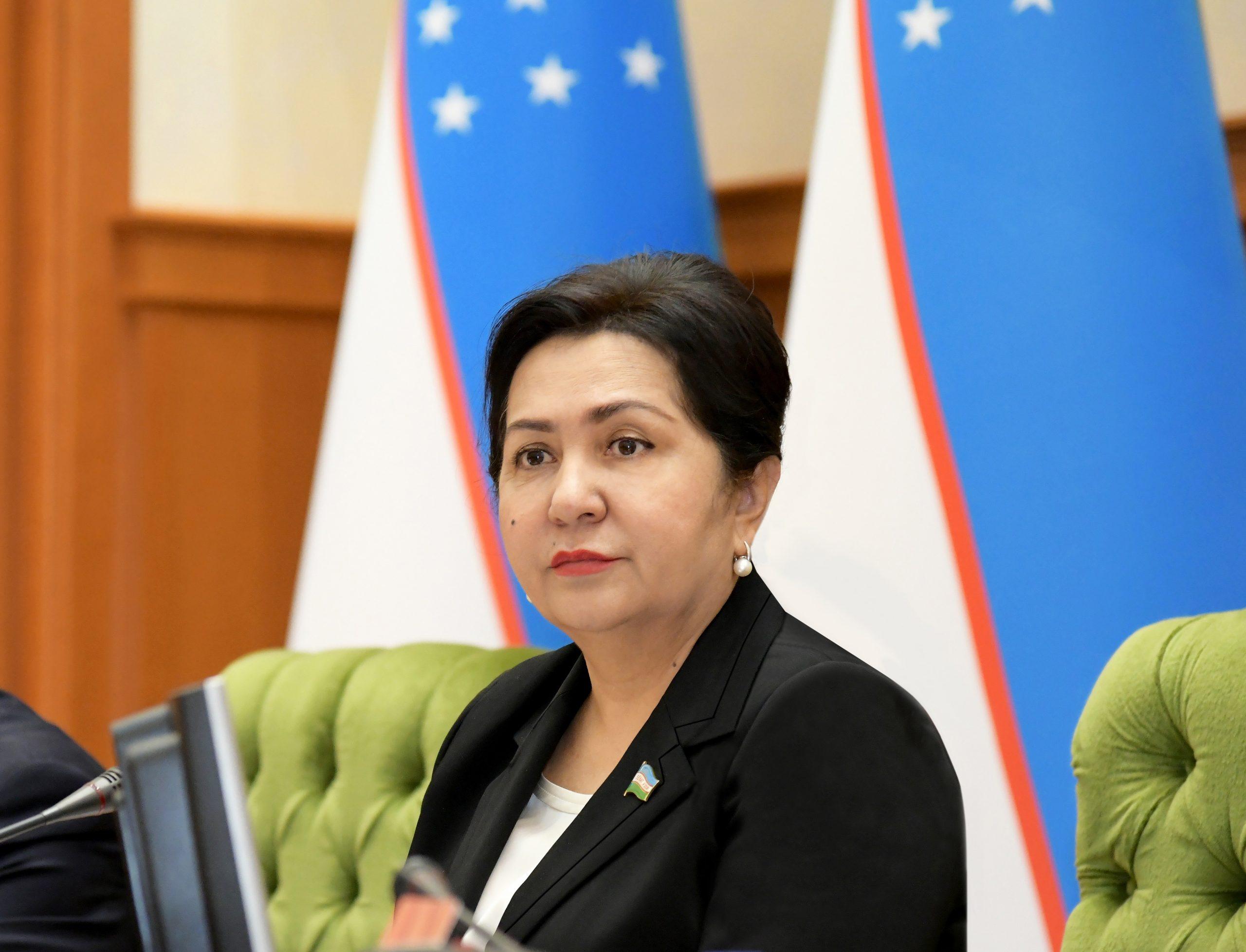 Танзила Нарбаева посетит Россию с деловым визитом