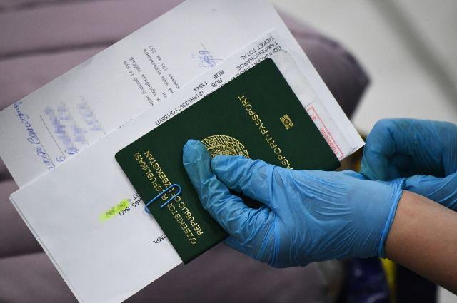 Введены новые правила въезда в Россию для иностранцев
