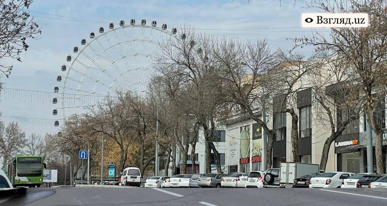 Солнечная погода сохранится в Узбекистане