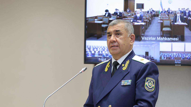 Генпрокурор заявил, что в Узбекистане 75 процентов преступников все еще на свободе