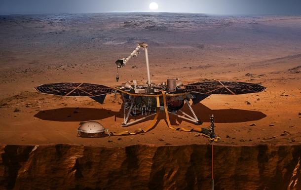Аппарат NASA зафиксировал два сильных толчка на Марсе — видео