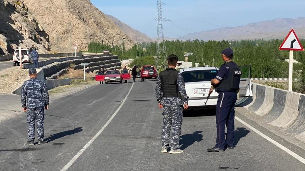 МВД Кыргызстана возбудило 11 уголовных дел из-за событий на кыргызско-таджикской границе