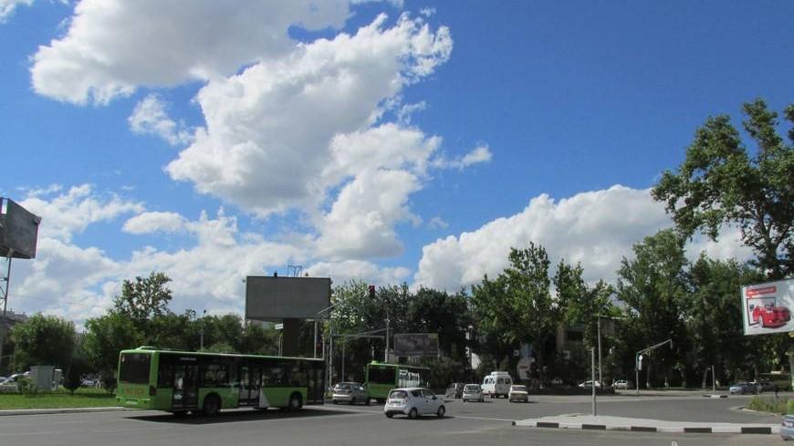 Узбекистанцев ожидает жара до 38 градусов тепла