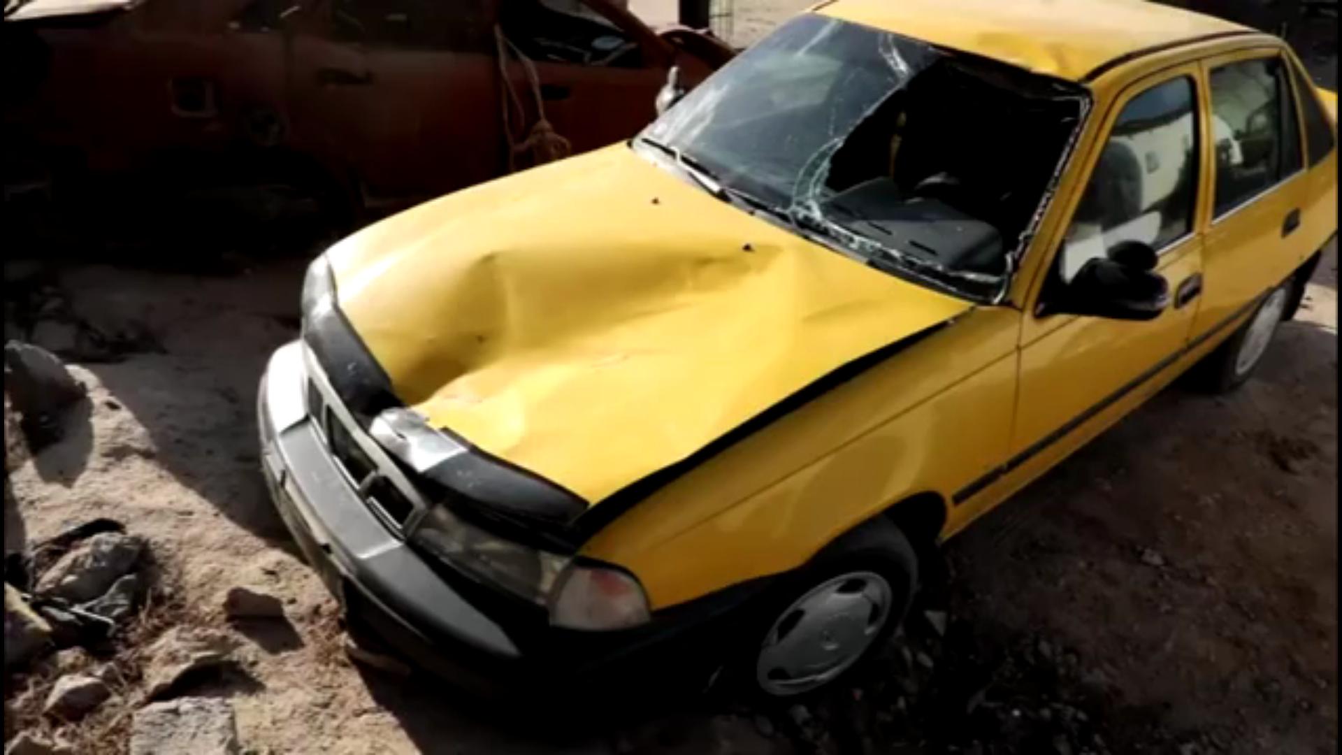 В Сурхандарьинской области Nexia насмерть сбила пешехода – видео
